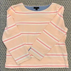 New Condition JCrew Striped Top